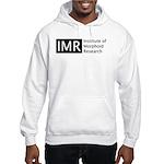 Institute of Morphoid Research Logo Hooded Sweatsh