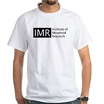 Institute of Morphoid Research Logo White T-Shirt
