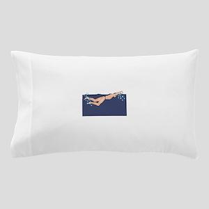 Swimming Pillow Case