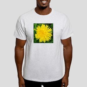 Dandelion Delight Ash Grey T-Shirt