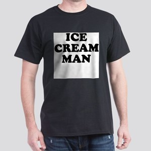Ice Cream Man Ash Grey T-Shirt