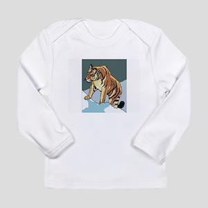 Tiger Long Sleeve Infant T-Shirt