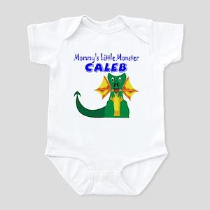 Mommy's Little Monster Caleb Infant Creeper