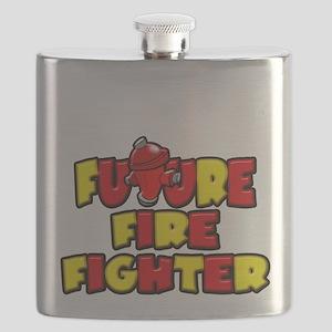 Future Fire Fighter Flask