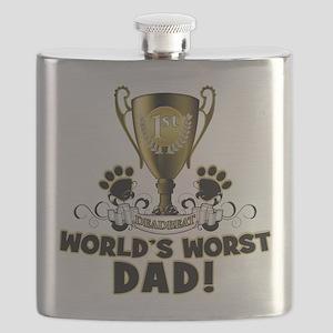 Worst Dad copy Flask