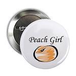 For cute Peach Girl Button