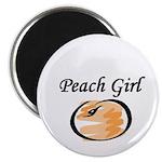 For cute Peach Girl Magnet