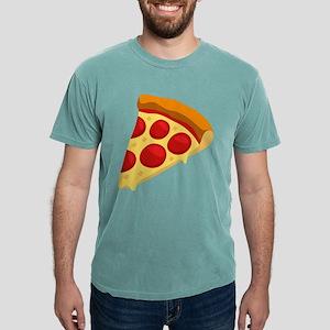 Pizza Emoji Mens Comfort Colors Shirt