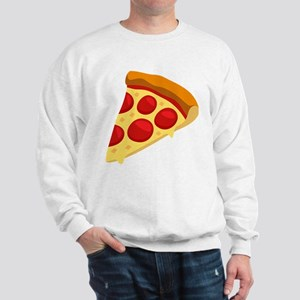 Pizza Emoji Sweatshirt