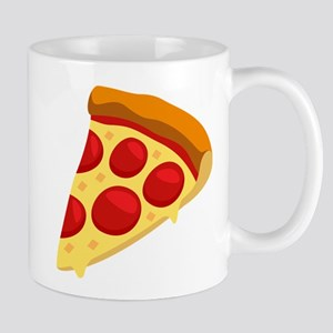Pizza Emoji 11 oz Ceramic Mug