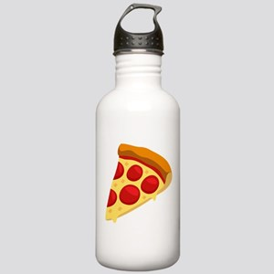Pizza Emoji Stainless Water Bottle 1.0L