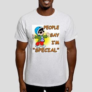 """""""I'm Special"""" Ash Grey T-Shirt"""