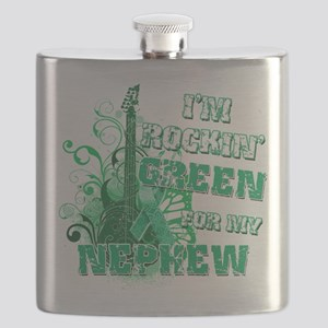 Im Rockin Green for my Nephew Flask