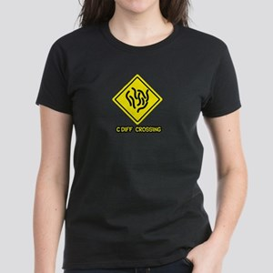 C. Diff Crossing Sign 03 T-Shirt