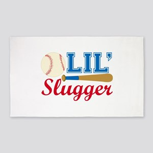 Lil Slugger Area Rug