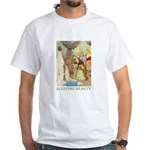 Sleeping Beauty White T-Shirt