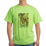 Sleeping Beauty Green T-Shirt