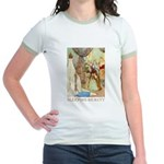 Sleeping Beauty Jr. Ringer T-Shirt