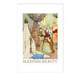 Sleeping Beauty Postcards (Package of 8)
