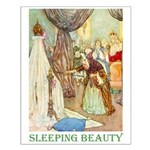 Sleeping Beauty Small Poster