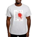 Re: Your Brains Ash Grey T-Shirt