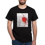Re: Your Brains Black T-Shirt