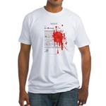 Re: Your Brains Fitted T-Shirt