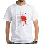 Re: Your Brains White T-Shirt