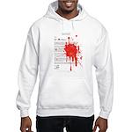 Re: Your Brains Hooded Sweatshirt