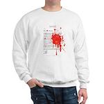 Re: Your Brains Sweatshirt