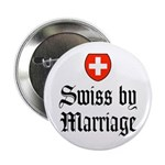 Swiss by Marriage Button