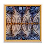 Westminster Abbey Ceiling Tile Coaster