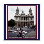 St Paul's Cathedral Tile Coaster
