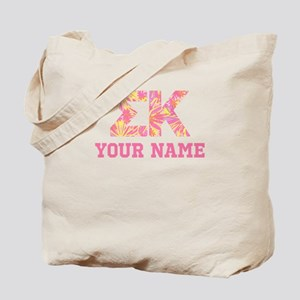 Sigma Kappa Letters Tote Bag