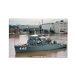 USS EXPLOIT Rectangle Magnet