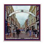Carnaby Street Tile Coaster