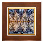 Westminster Abbey Ceiling Framed Tile