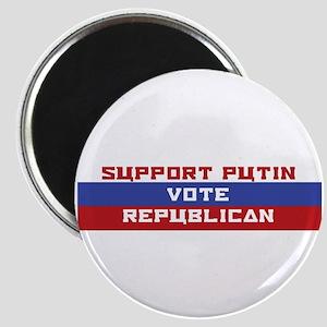 Support Putin, Vote Republican Magnets