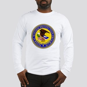 Witness Protection Long Sleeve T-Shirt