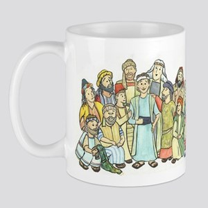 Joseph and Brothers Mug