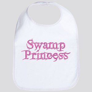 Swamp Princess Bib