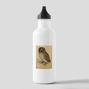 Durer The Little Owl Stainless Water Bottle 1.0L