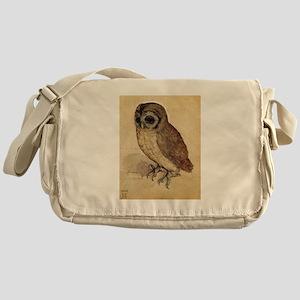 Durer The Little Owl Messenger Bag