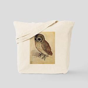 Durer The Little Owl Tote Bag
