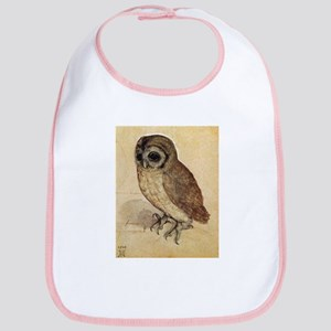 Durer The Little Owl Bib