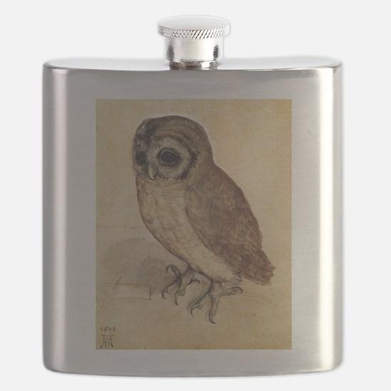 Durer The Little Owl Flask