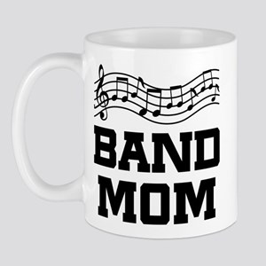 Band Mom Staff Mug