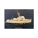 USS EXULTANT Rectangle Magnet