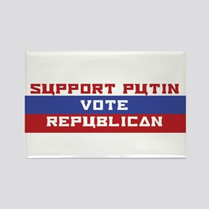Support Putin, Vote Republican Magnets