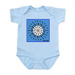 OYOOS Blue Moon design Infant Bodysuit
